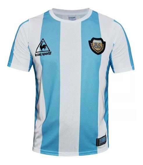 Camiseta Argentina 86 Le Coq Sportif R Sport