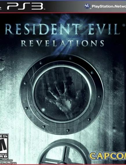 Resident Evil Revelations 1 Ps3 Play3 Ptbr Jogo Comprar