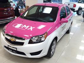 Nuevo Chevrolet Aveo Ls Plan Taxi 2018