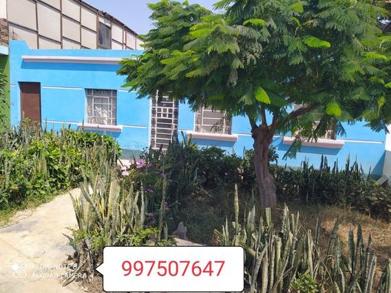 Vendo Casa En Ventanilla Ciudad Satélite