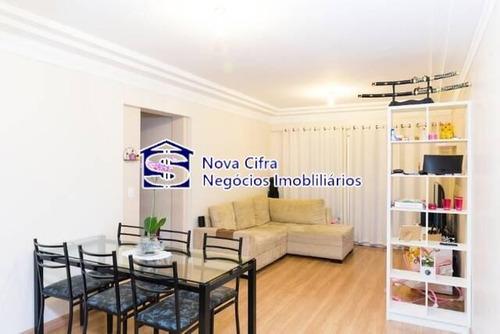 Imagem 1 de 15 de Apartamento 3 Dorms. (1 Suíte) No Floradas De São José - Próximo Vale Sul - A3205