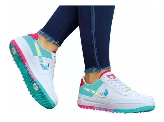 Zapatos For One F1 Damas Deportivos