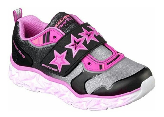 Zapatos Con Luces Skecher Y Light