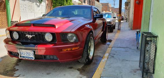 Mustang Gt, 4.6l V8, Nacional Factura Original, Varios Extra
