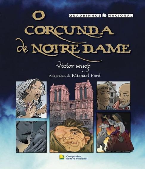 Corcunda De Notre-dame, O - Quadrinhos Nacional