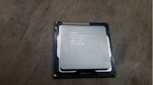 Imagen 1 de 3 de Procesador Intel Pentium G640 2,80ghz  Para Pc   Por Mayor