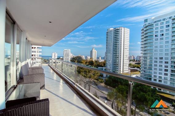Venta Apartamento Punta Del Este 3 Dormitorios Cochera