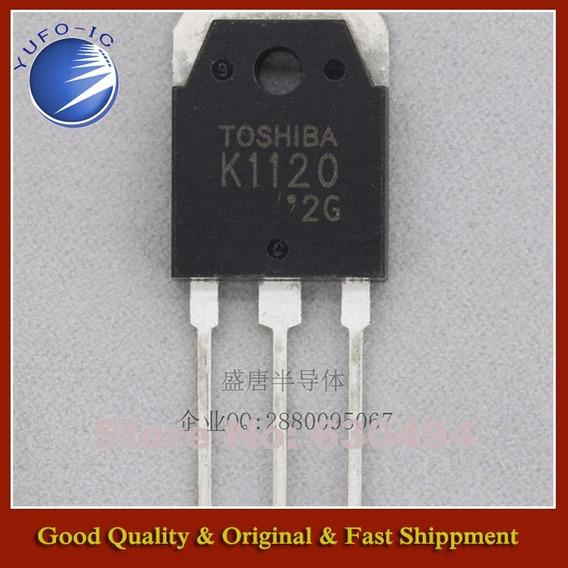 Kit Com 03 Transistores 2sk1120 - K1120