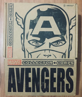 Marvel Collector Corps Avengers