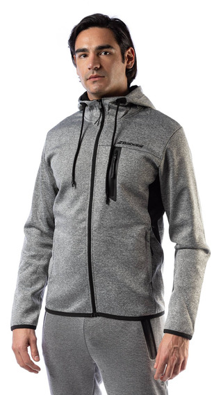 Jacket Pure Soft Grey
