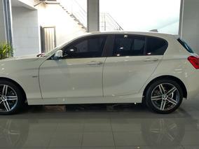 Bmw 118i Sport Blanco 2018 Automático Full - Bell Motors