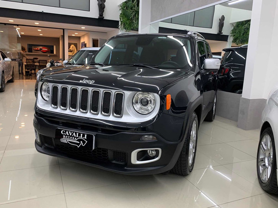 Jeep Renegade 1.8 Limited Flex Aut. 5p 2018