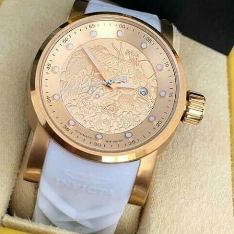 Relógio De Luxo. Dragon . Automático