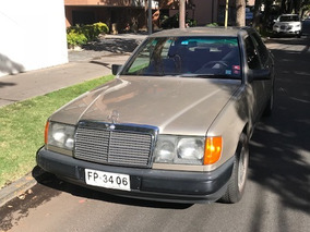 Mercedes Benz 300 E 1987, Excelente Estado