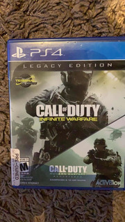 Call Of Duty - Infinite War - Juego Ps Con Caja Barato