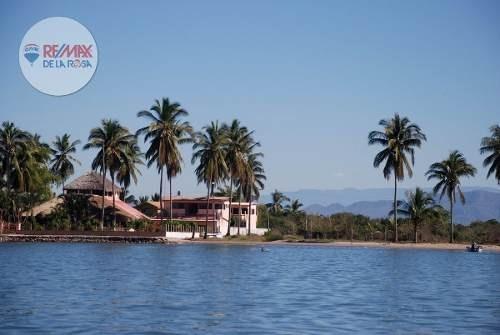 Terreno En Venta Frente Al Mar, Teacapan Sinaloa
