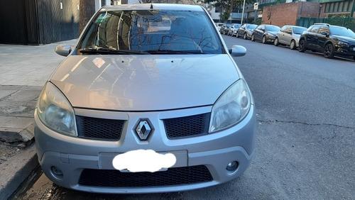Imagen 1 de 8 de Renault Sandero 1.6 Luxe 2008