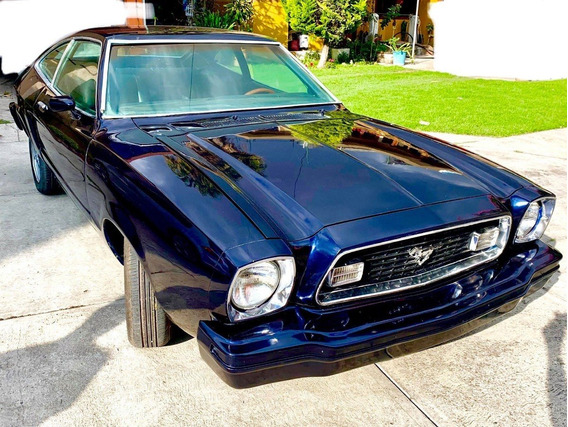 Ford Mustang Mach 1, One, 2+2 Fastback 1974, 5.0 Litros 302.