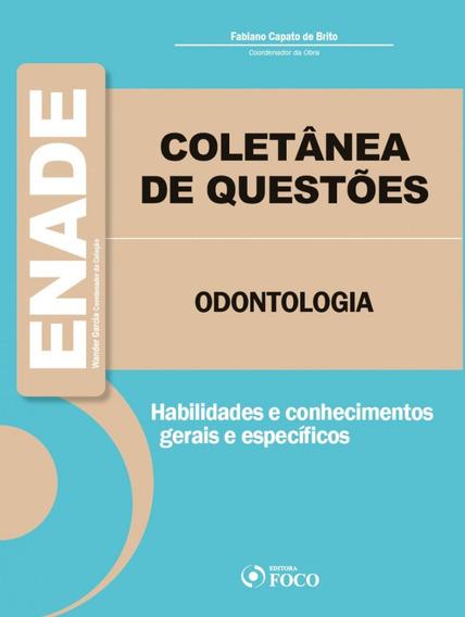 Livro Coletânea De Questões Do Enade Odontologia