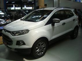Ford Ecosport Freestyle 1.6 Flex 2014 Branca (completa)