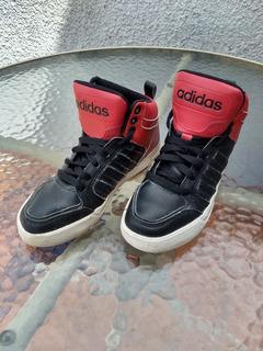 Zapatillas adidas Neo Niños Talle 3 1/2