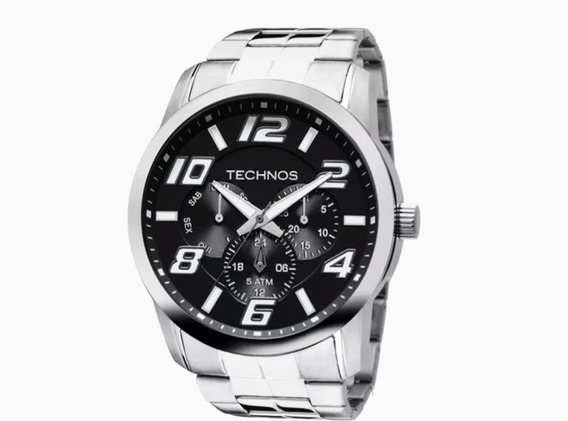 Relógio Technos Masculino Performance Racer 6p29aft/1p