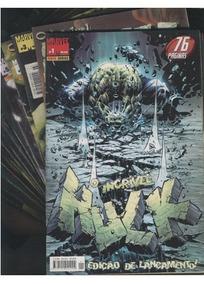O Incrível Hulk - 16 Volumes - Do Nº.01 Ao Nº.16