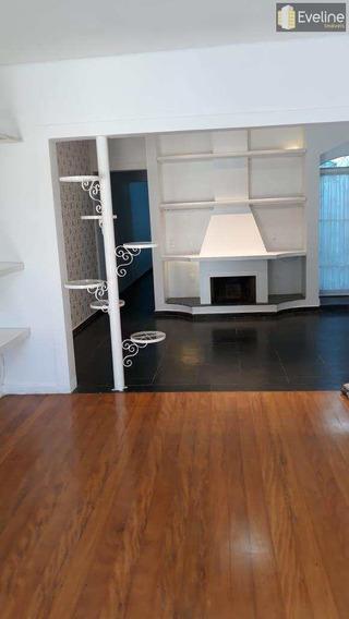 Vila Oliveira - Casa Comercial Para Locação - 3 Salas - Mogi - A886