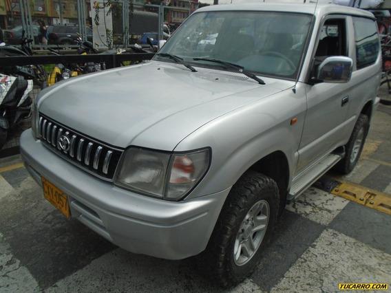 Toyota Prado Sumo Hartop