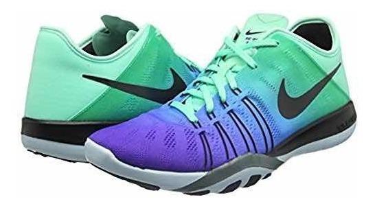 Tenis Nike Para Dama Training Nike Free Verde