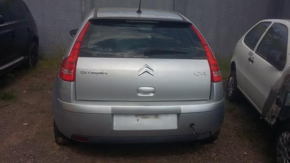 Sucata Citroën C4 Hatch, Importmultipeças