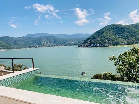 Cvp222 Casa En Valle De Bravo Acceso Al Lago