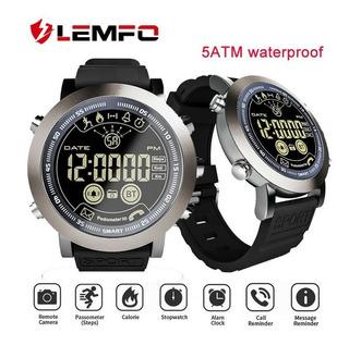 Relógio Inteligente Smartwhatch Lemfo Lf23 Android Ios Ip68