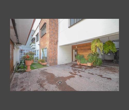 Casa Amueblada, Frente Al Parque Viveros De Coyoacán