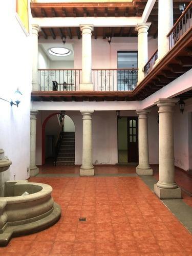 ¡espectacular Casona En El Centro Histórico De Oaxaca!