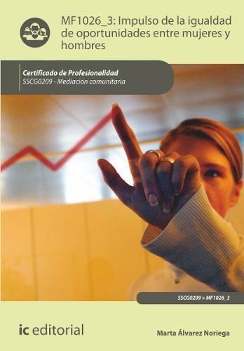 Libro - Impulso De La Igualdad De Oportunidades Entre Mujere