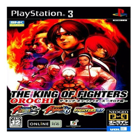 Kof 95 96 97 Ps3 Midia Digital Psn The King Of Fighters Ps3