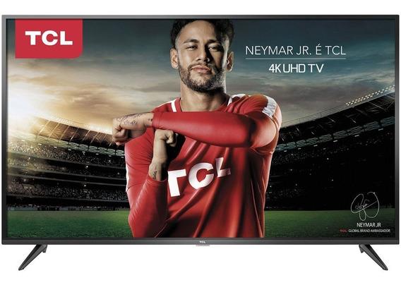 Smart Tv Tcl 50 Led Ultra Hd 4k 50p65us