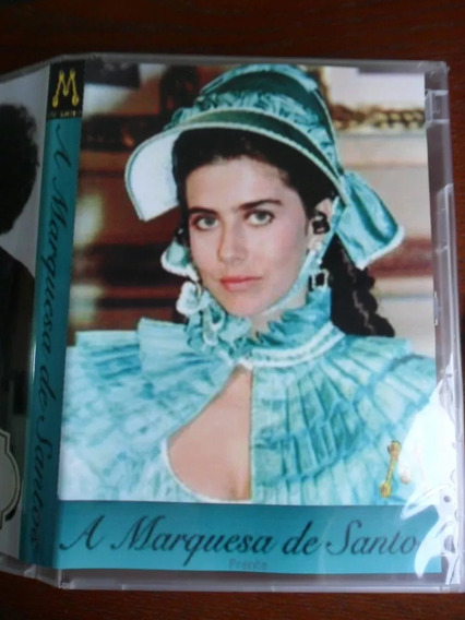 A Marquesa De Santos - (maytê Proença) Frete Grátis