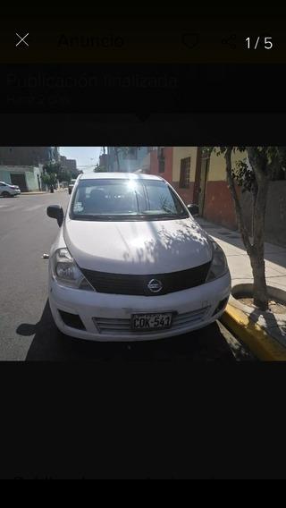 Nissan Tiida Año 2013