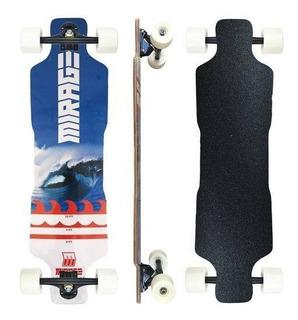 Skate Longboard Montando ( Frete Grátis) Diversos Desenhos