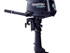 Motor Tohatsu 5 Hp 4 Tiempos Quilmes