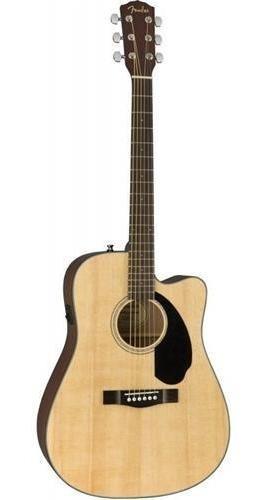 Guitarra Electroacustica Fender Cd60 Sce 097-0113-021