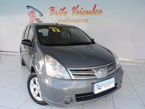 Nissan Livina1.8 S 16v Flex 4p Automático 2013