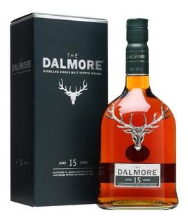Whisky Dalmore 15 Años Single Malt Con Estuche Envio Gratis
