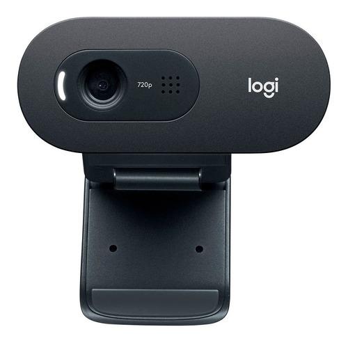 Imagen 1 de 4 de Webcam Logitech C505 720p Con Microfono