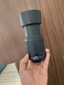 Lente Nikon Dx 55-200mm/1-4-5.6g Ed Vr
