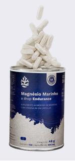 Magnesio Marinho - Suplemento Alimentar Com Vitamina B6