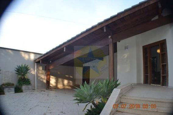 Casa Alto Padrão À Venda - Localizada No Jardim Floresta Bairro Nobre De Atibaia - Ca1531