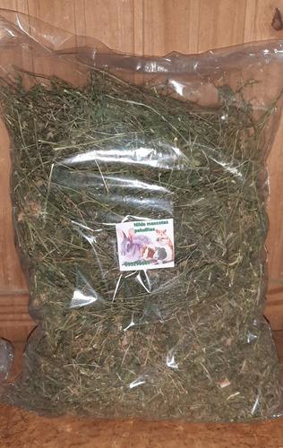 Heno Alfalfa. Cobayos (cuises) Conejos Chinchillas